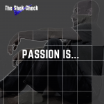 Passion Is Cover Art