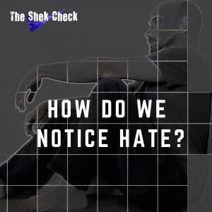 How do we notice hate blog post cover